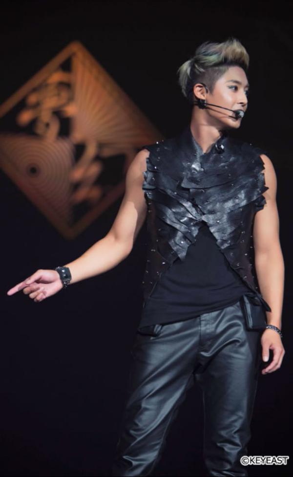 [Photo] Kim Hyun Joong - Japan Mobile Site Update [15.06.12]