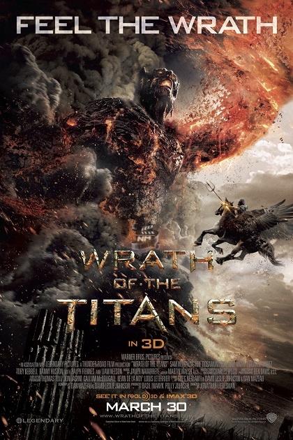 دانلود دوبله فارسی فیلم Wrath Of The Titans 2012