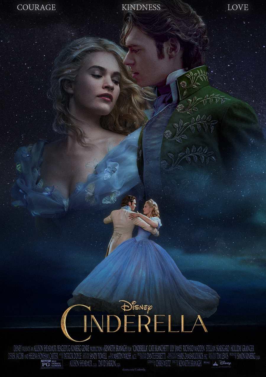 فیلم Cinderella 2015