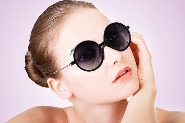 عینک آفتابی زنانه و مردانه گرد