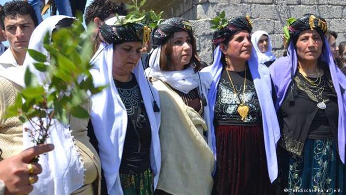 Pilgerstätte Lalisch (Foto: Yezidisches Forum e.V. )