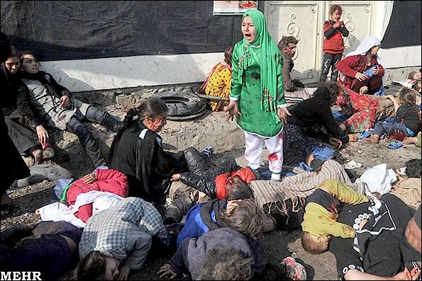 عکس دختر افغانستان که برنده جایزه جهانی شد