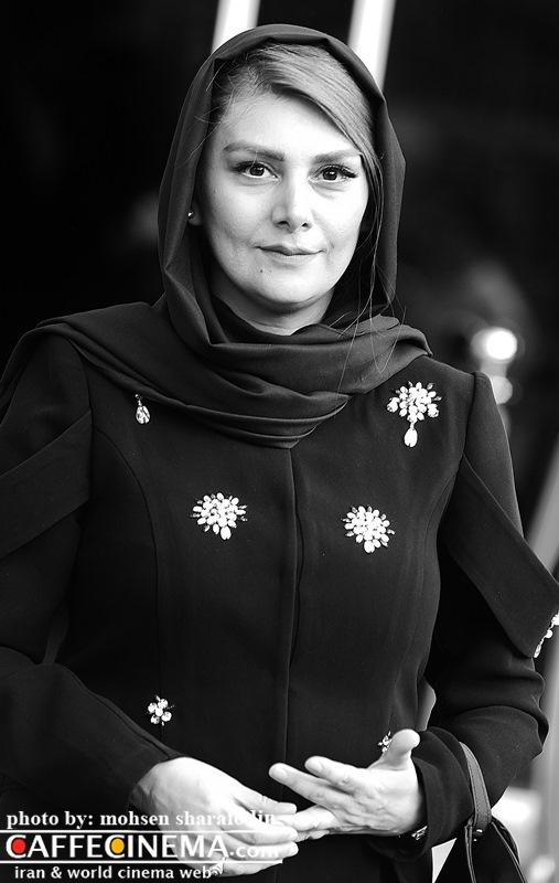 هنگامه قاضیانی در جشن حافظ