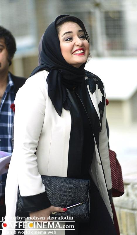 نرگس محمدی در جشن حافظ