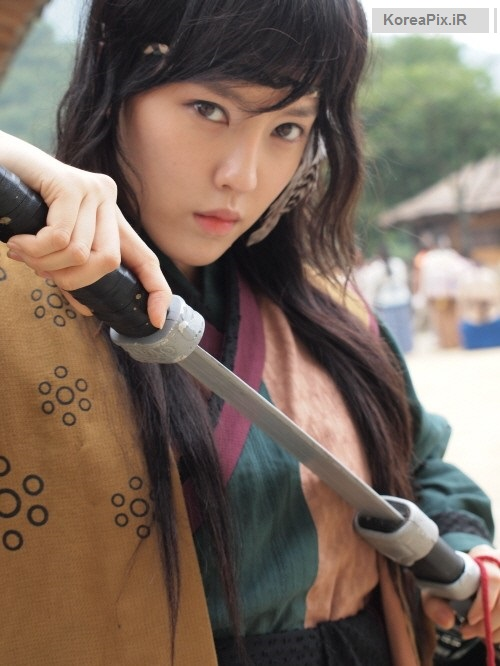 عکس های هیومین بازیگر نقش دختر محافظ در سریال سرنوشت یک محافظ