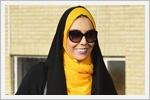 عکس های بازیگران زن در جشن حافظ