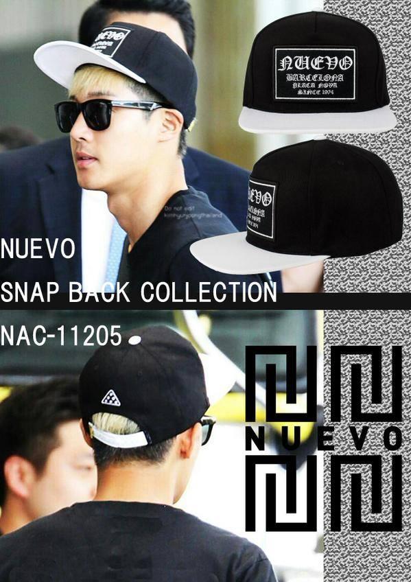 Nuevo Japan Official - Nuevo Snapback Nac-11205 @ nuevo_japan