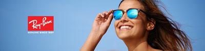 عینک زنانه شیشه آبی