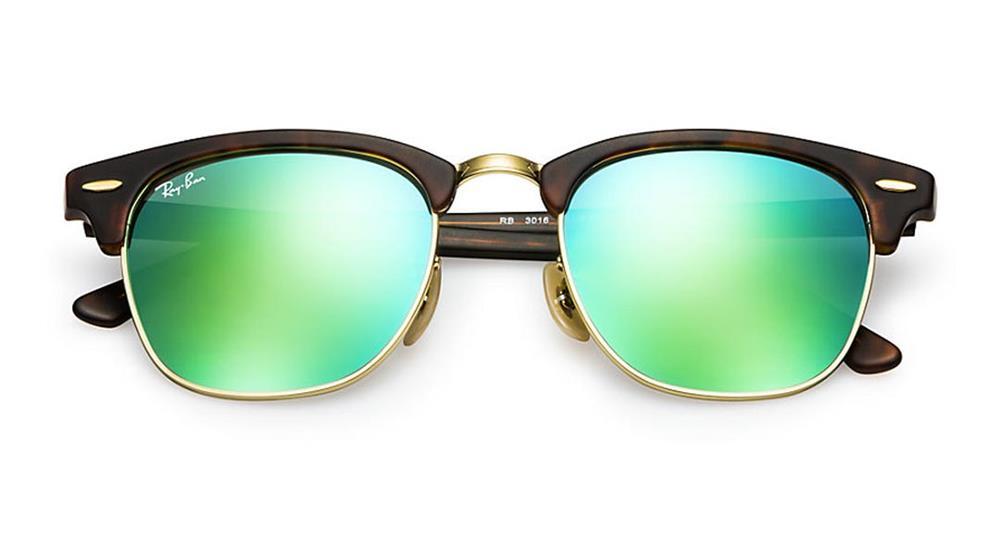 خرید اینترنتی عینک شیشه سبز ریبن کلاب مستر