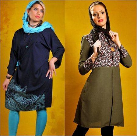 سایت خرید انواع مانتو مجلسی چسبان زنانه دخترانه