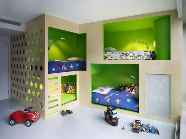 10 ایده برای اتاق خواب های کوچک