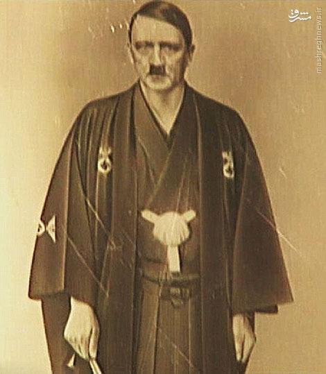 هیتلر ژاپن