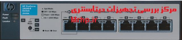 ,مشخصات , قیمت سوئیچ قابل تنظیم اچ پی HP ProCurve Switch 2626