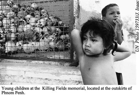 خمرهای سرخ و جنگ داخلی کامبوج