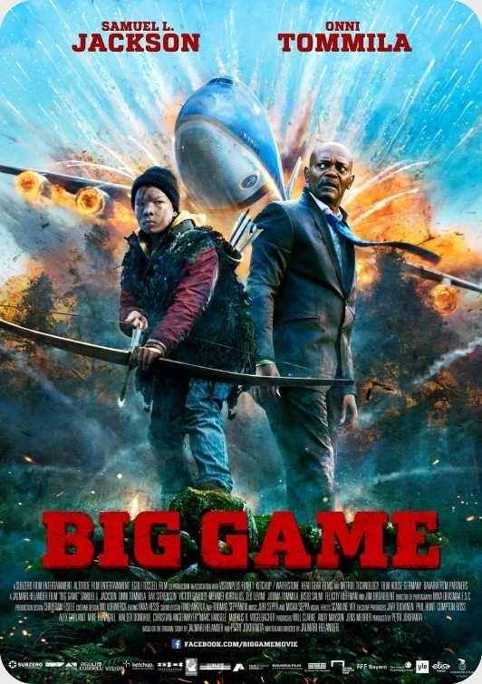 فیلم Big Game 2015