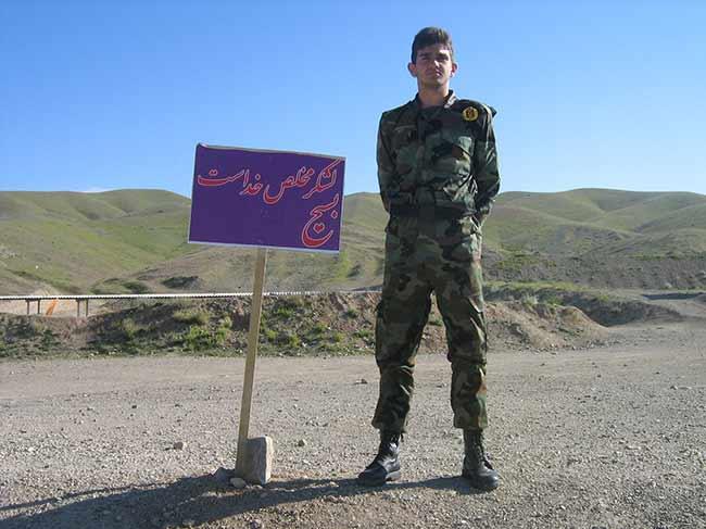 شهید محمّد علی دولت آبادی، پلیس بسیجی یا بسیجی پلیس
