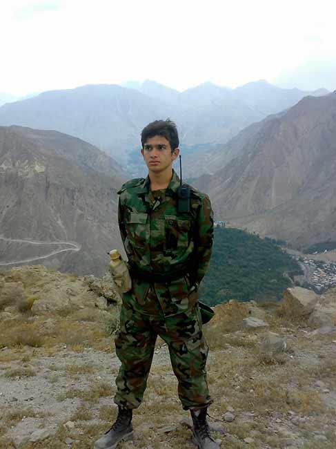 شهید محمّد علی دولت آبادی، یک بسیجی پلیس یا یک پلیس بسیجی