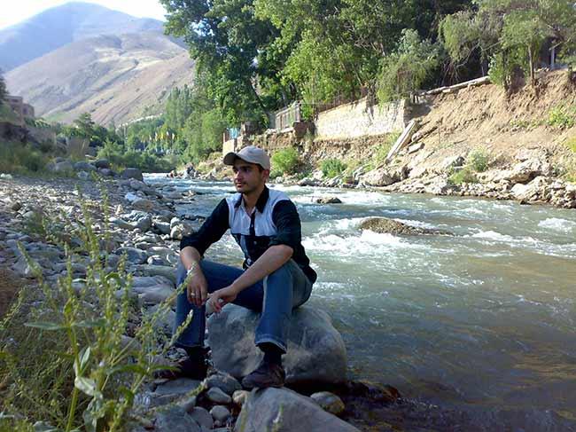 شهید محمّد علی دولت آبادی،نوروز 1390