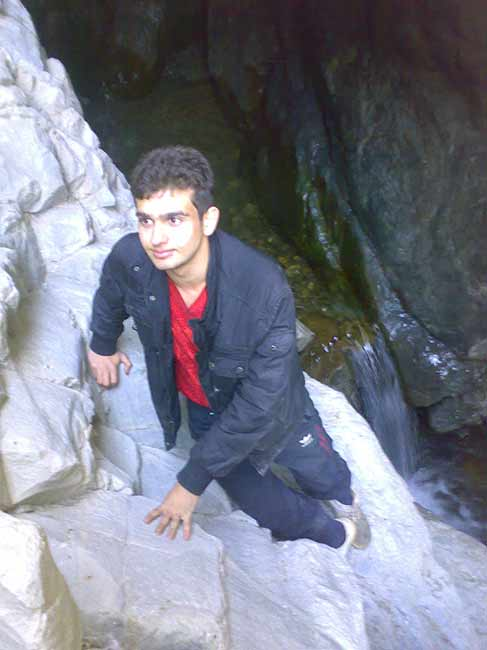 شهید محمّد علی دولت آبادی