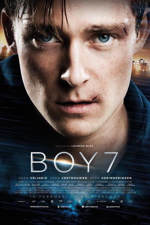 دانلود رایگان فیلم Boy 7 2015