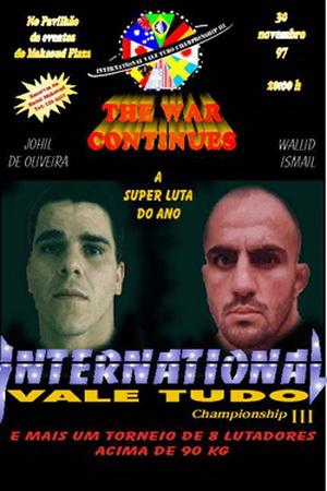 دانلود واله تودو آی وی سی 3 | IVC 3 : The War Continues