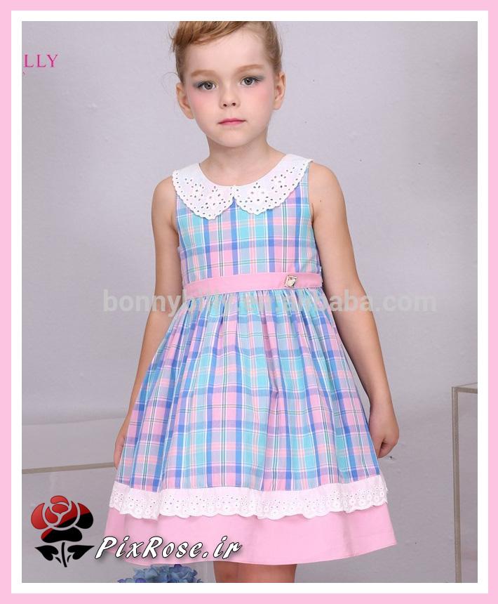 مدل پیراهن برای دخترکوچولوها
