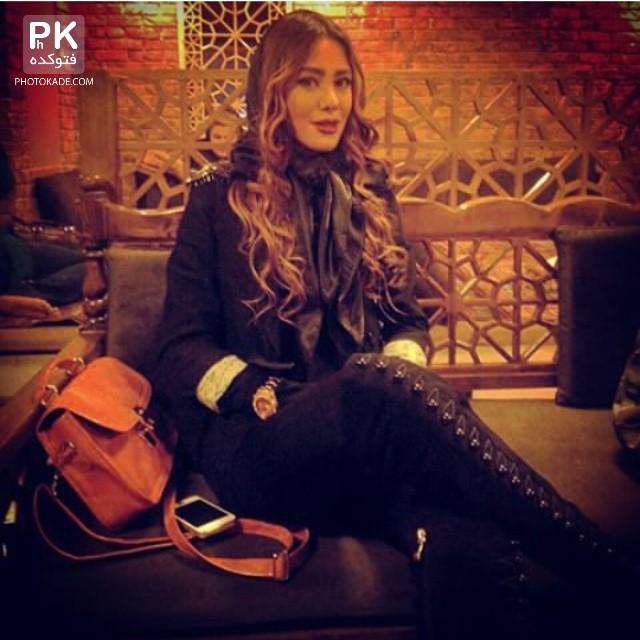 چند عکس از یک دختر خوشگل ایرانی