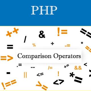 مقایسه عملگرها در PHP