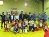 تصاویر: قهرمانی نونهالان برازجانی در مسابقات کشتی استان