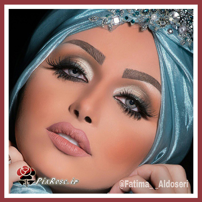 مدل آرایش 2015