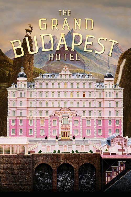 دانلود دوبله فارسی فیلم The Grand Budapest Hotel