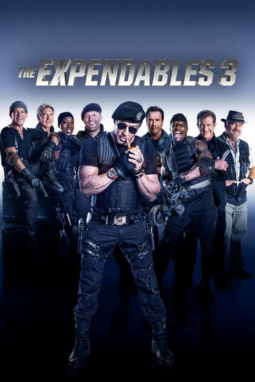 دانلود فیلم The Expendables 3 2014 بی مصرف ها 3 دوبله فارسی