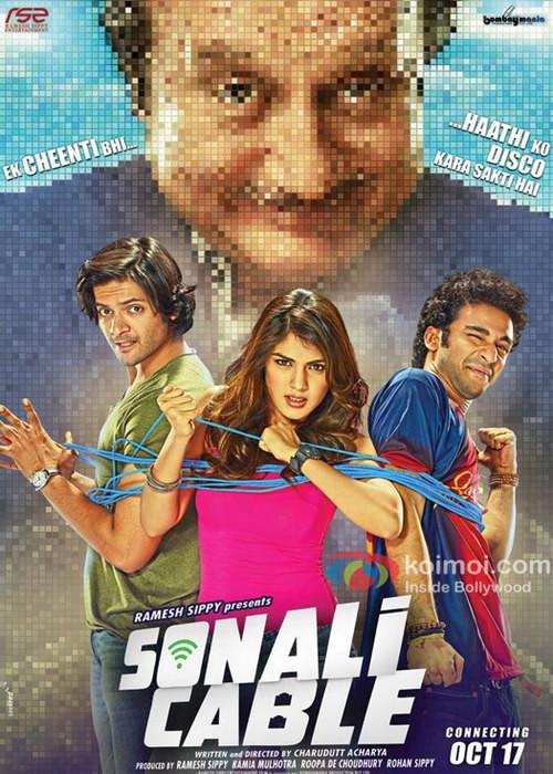 دانلود رایگان فیلم Sonali Cable 2014