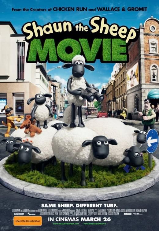 دانلود انیمیشن  Shaun the Sheep Movie 2015