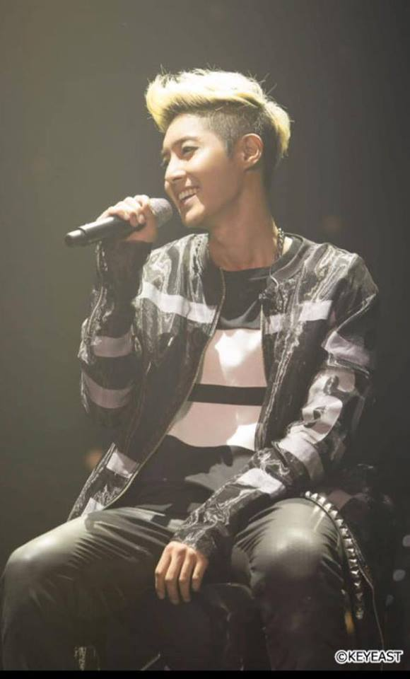 [Photo] Kim Hyun Joong - Japan Mobile Site Update [15.06.29]