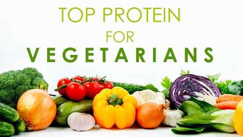 سبزی های سرشار از پرو تئین , رژیم وتغذیه
