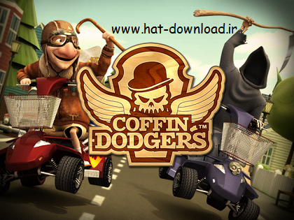Coffin Dodgers pc cover small دانلود بازی Coffin Dodgers برای PC