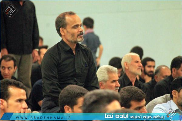 تصاویر محفل انس با قرآن استاد حمید شاکر نژاد شب قدر در آباده