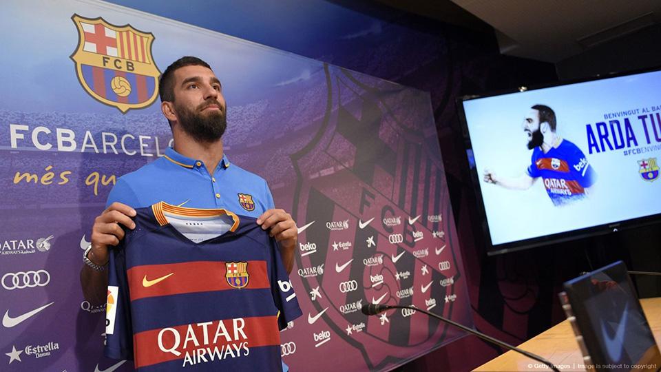 توران: بارسلونا یک گام بزرگ در زندگی من است