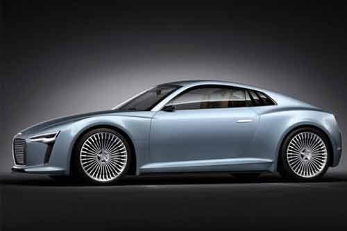 آئودی R5 با موتور پنج سیلندر به عنوان مدل جدید , اتومبیل ها