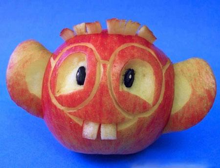 عکس خنده دار از میوه ها , عکس خنده دار