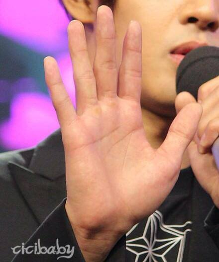 Hyun Joong Warm and Soft Hands