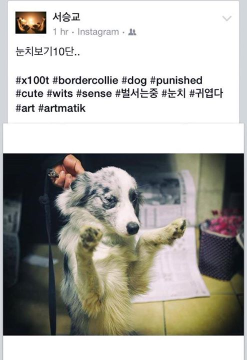 [Photo] Seung Kyo Manager Instagram and FB Update [15.07.08]