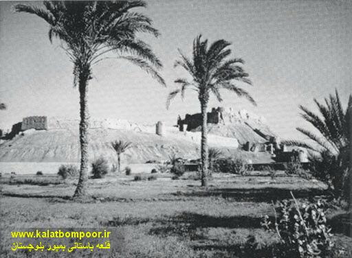 قلعه بن پور ؛ کهن دژ بلوچستان