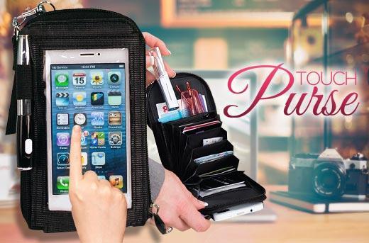 کیف گوشی لمسی ارزان