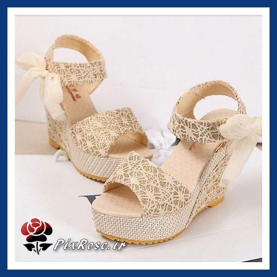 مدل کفش مجلسی دخترانه  2015