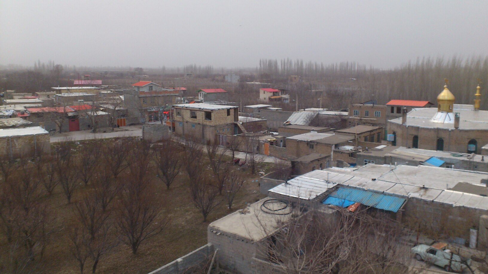 عکس «روستای میرشکارلو»زمستان 93