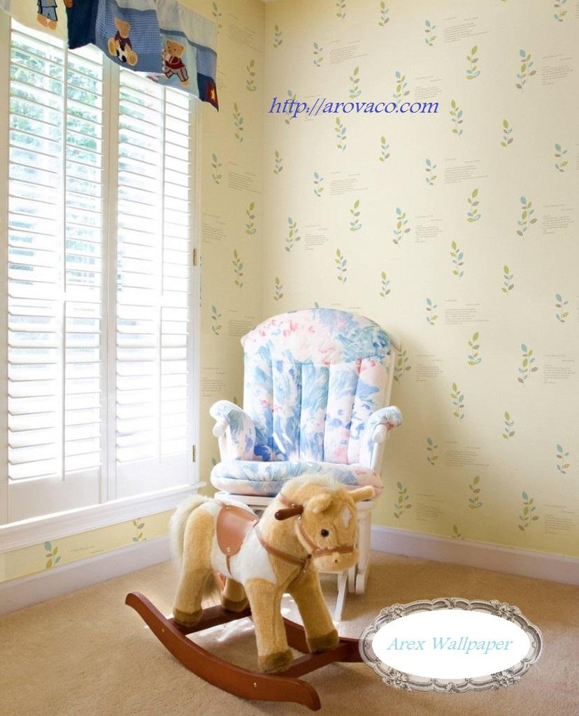 کاغذ دیواری آرکس دکور, کاغذ دیواری کره ای, کاغذ دیواری سه بعدی آرکس, کاغذ دیواری, اجرا و نصب کاغذ دیواری