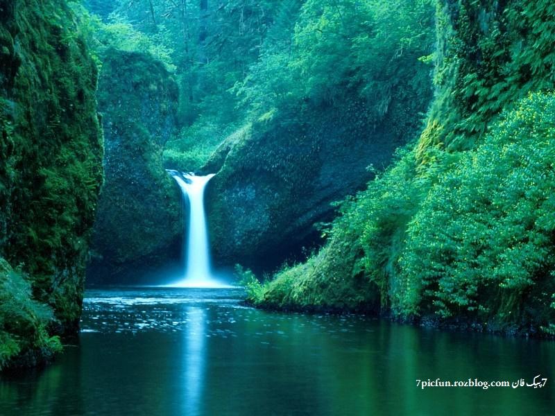 عکس طبیعت