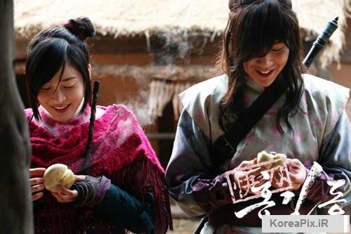 سری اول عکس های سریال کره ای قهرمان